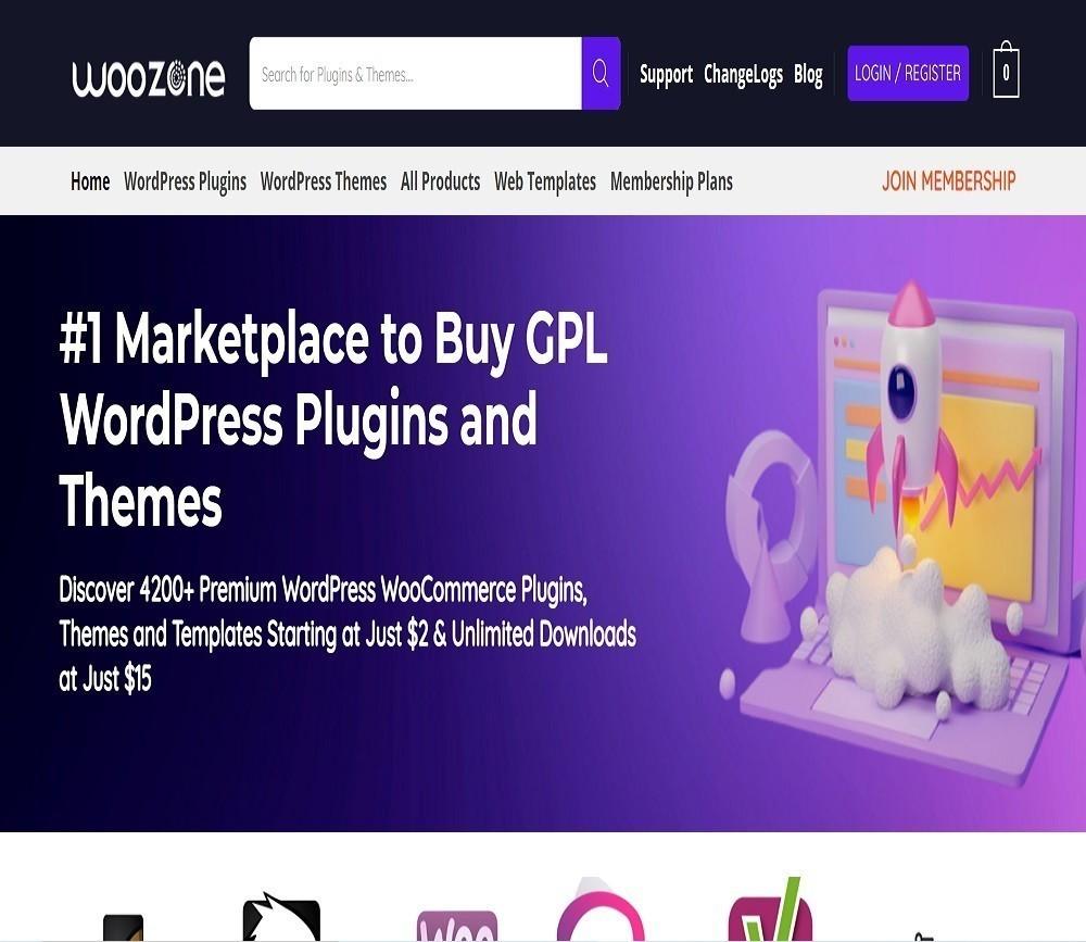 Woozone An Online Destination to Buy Premium WordPress  Plugins