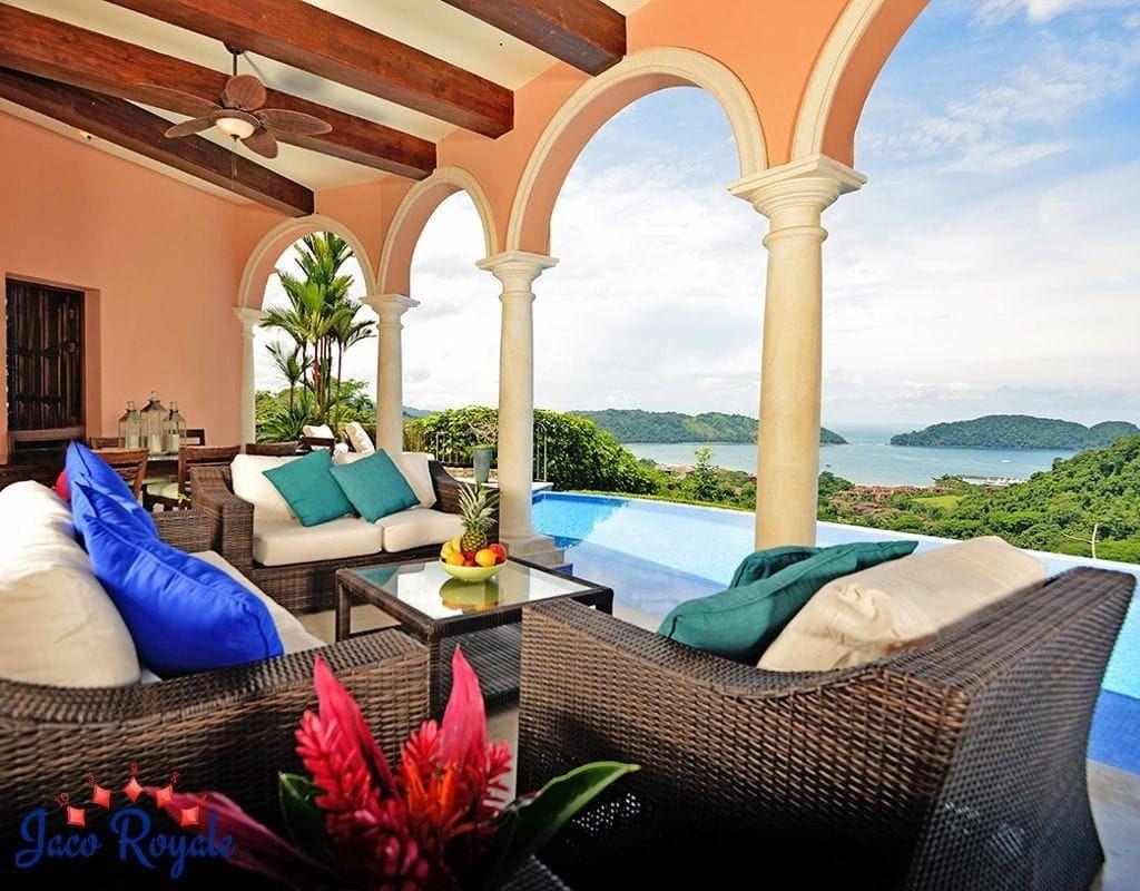 Vacation Rental villa in Jaco Beach Costa Rica